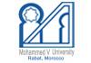 Université Mohamed V à Rabat au Maroc